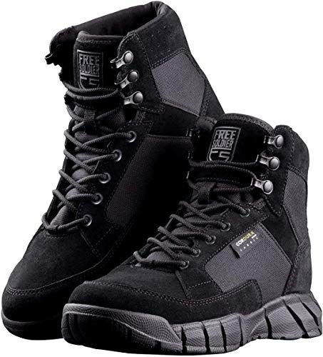 FREE SOLDIER Homme Bottes ultral...