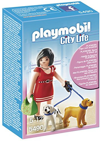 Playmobil Centro Comercial: City Life Mujer