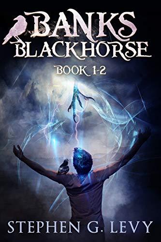 Banks Blackhorse Book 1 - 2: The Night the Sky Fell and The Day the Sky Shattered (Banks Blackhorse series)