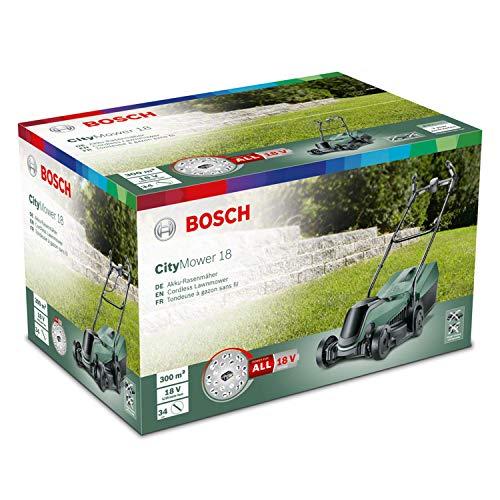 Bild 5: Bosch CityMower 18
