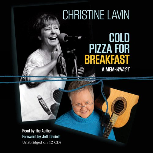 Cold Pizza for Breakfast audiobook cover art
