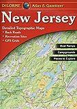 New Jersey Atlas & Gazetteer (Delorme Atlas & Gazetteer)