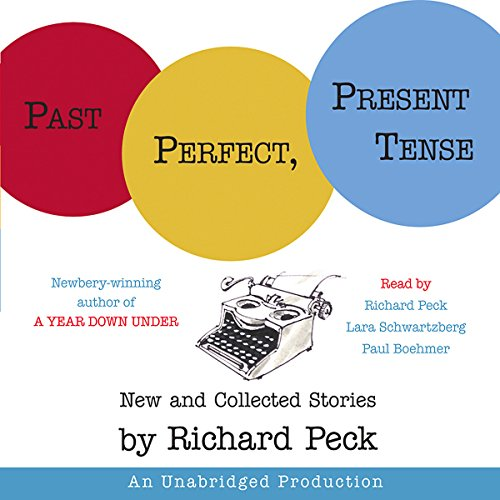 Past Perfect, Present Tense audiobook cover art