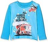 LEGO 50416 Cm Baby-Jungen S/S T-Shirt, (Blau 539), (Herstellergröße: 86)