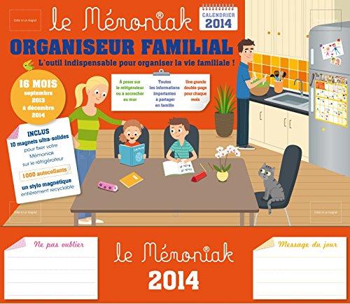 Organiseur Familial Memoniak 2014
