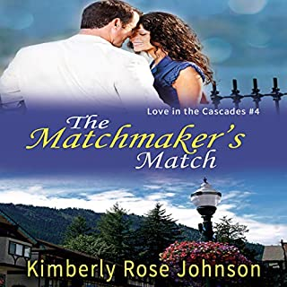 The Matchmaker's Match audiobook cover art