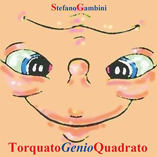 Torquato genio quadrato audiobook cover art