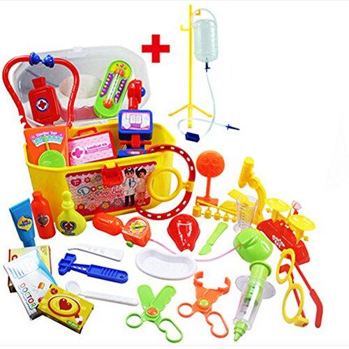 Jouets Cabinet de médecine du docteur Kit Docteur Sets pour les enfants Enfants