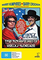 The Adventures of Barry McKenzie The Adventures of Barry McKenzie