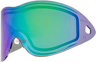 Paintball Empire Helix Lens Empire Goggle Avatar EFlex Cylus & Helix E Flex Thermal Lens - Green Mirror