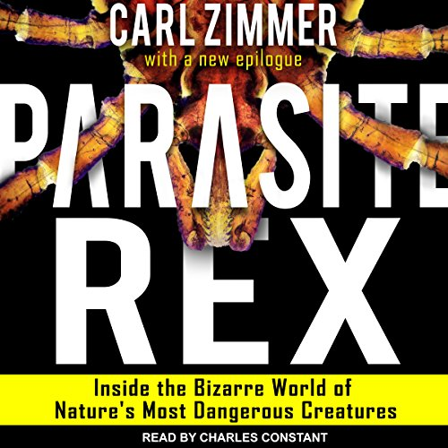 Parasite Rex audiobook cover art