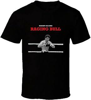 Raging Bull Robert De Niro Retro Movie T Shirt