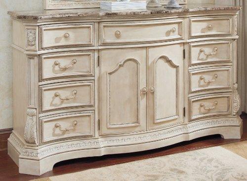 Hot Sale Dresser in Light Opulent Color by Ashley Furniture