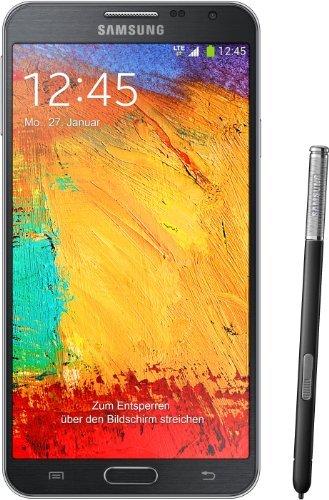 Samsung Galaxy Note 3 Neo LTE N7505 Smartphone, 16 GB, SIM-frei, europäische Version, Schwarz