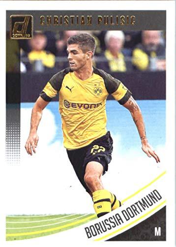 2018-19 Donruss #66 Christian Pulisic Borussia Dortmund Soccer Card