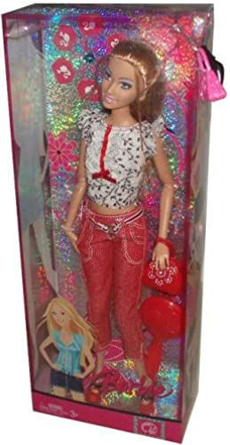 BARBIE 2008 - NEW FASHION FEVER 2008 COLLECTION - SUMMER VERSION 2 - OVP
