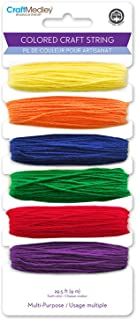 Best string for arts and crafts Reviews