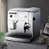YQGOO Espressomaschine Automatisches Einknopf-Cappuccino-System 19 bar 25 Sekunden Effizienter...