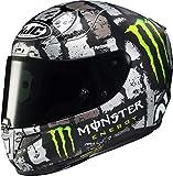 HJC Helmets RPHA 11 Casco, Accesorio Unisex para Adultos, MC5SF, M