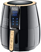 Black+Decker Digital Air Fryer Aerofry, Black, 4 litres, Af400-B5, 2 Year Warranty