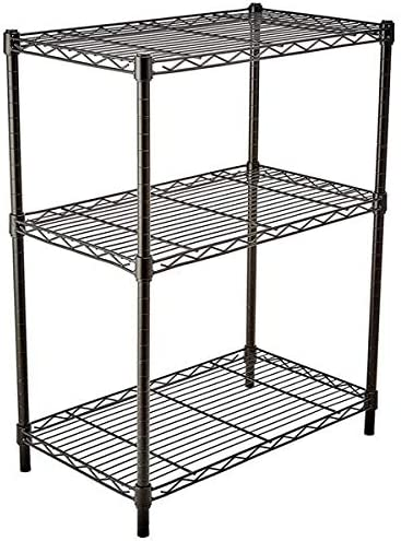 5% OFF Abacad 3 Tier Wire Shelving Ranking TOP12 Storage Unit,Adjustable B