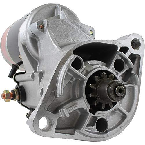 DB Electrical SND0030 Toyota Gabelstapler Anlasser für Hubwagen BJ42 BJ46 /28100-56030, 28100-56060, 28100-56100 / B, 3B Motoren/24 Volt, CW