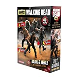 Walking Dead Building Sets Woodbury Arena Daryl & Merle 5 Figure Pack by Building Sets