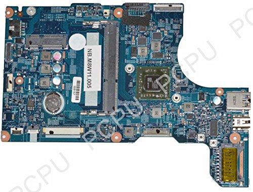 Acer 'NB. M8W11.005Motherboard-Komponente Notebook zusätzliche–Notebook Komponenten zusätzliche (Motherboard, Mehrfarbig, Aspire V5–122p)