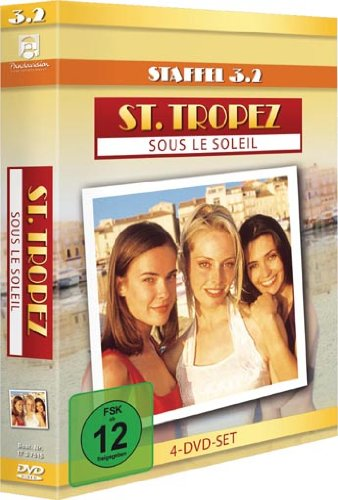 Saint Tropez - Staffel 3.2 [4 DVDs]