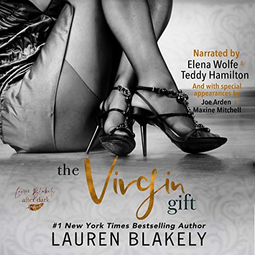 The Virgin Gift audiobook cover art