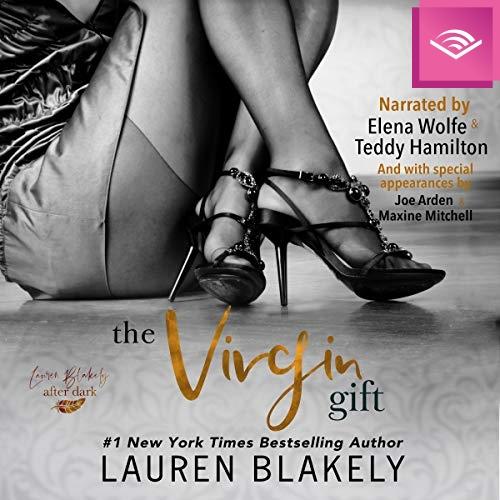 The Virgin Gift audiobook cover art
