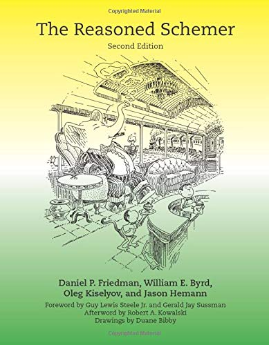 The Reasoned Schemer (MIT Press) (The MIT Press)