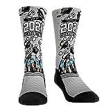 Super Premium Viral Internet Socks (Class of 2021 - Toilet Paper Graduation Toss, l)