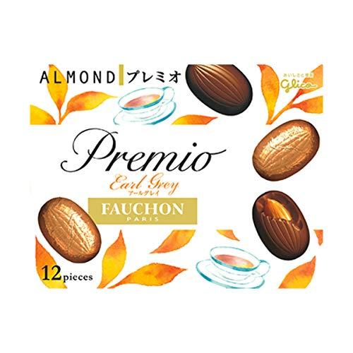 グリコ アーモンドプレミオ フォション アールグレイ 12粒×10箱