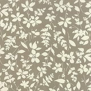 Basic Mixologie Dove - Geometrics Grey Leaves Floral - Studio M - Moda - 752106229709-33021 18