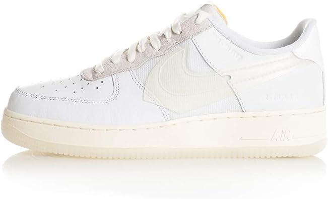 Amazon.com   Nike Air Force 1 AF1 DNA White CV3040-100 US Size ...
