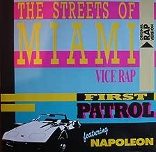 Streets of Miami (#zyx5581) / Vinyl Maxi Single [Vinyl 12'']