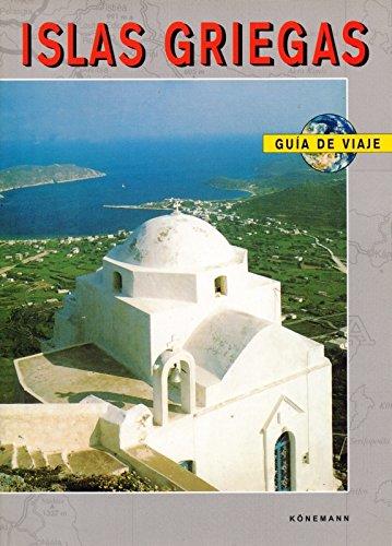 Islas Griegas: Guía Y Mapa De Viaje