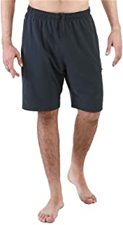 Men's Quick Dry Swim Shorts and Athletic Shorts Swimming Bathing Suits Swimsuit with Pockets Drawstring
