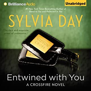 Entwined with You     Crossfire Series, Book 3              Written by:                                                                                                                                 Sylvia Day                               Narrated by:                                                                                                                                 Jill Redfield                      Length: 11 hrs and 2 mins     19 ratings     Overall 4.8