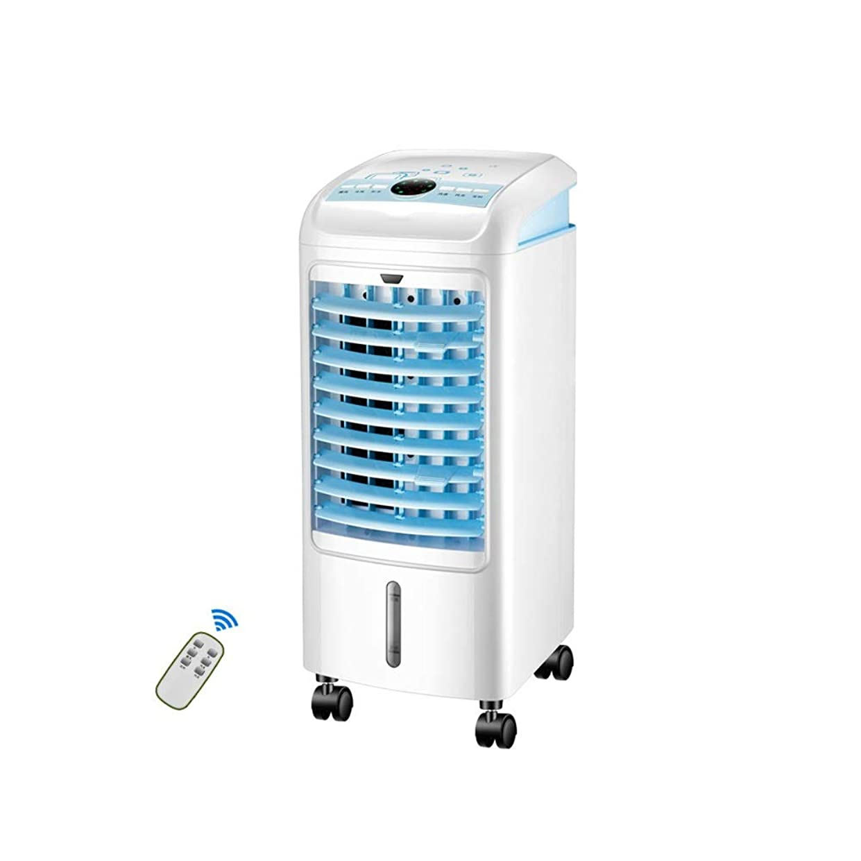 補体協会憂鬱なLPD-冷風機 ポータブルエアコン冷風クーラーファンモバイルエアコン水冷ファン加湿浄化リモートタイミング急速冷却