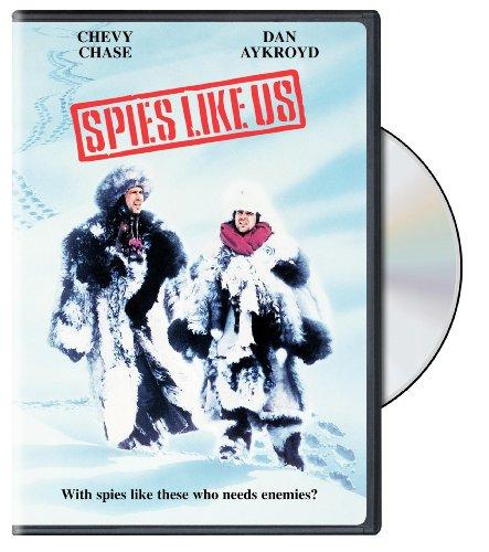 Spies Like Us (Keep Case Packaging)
