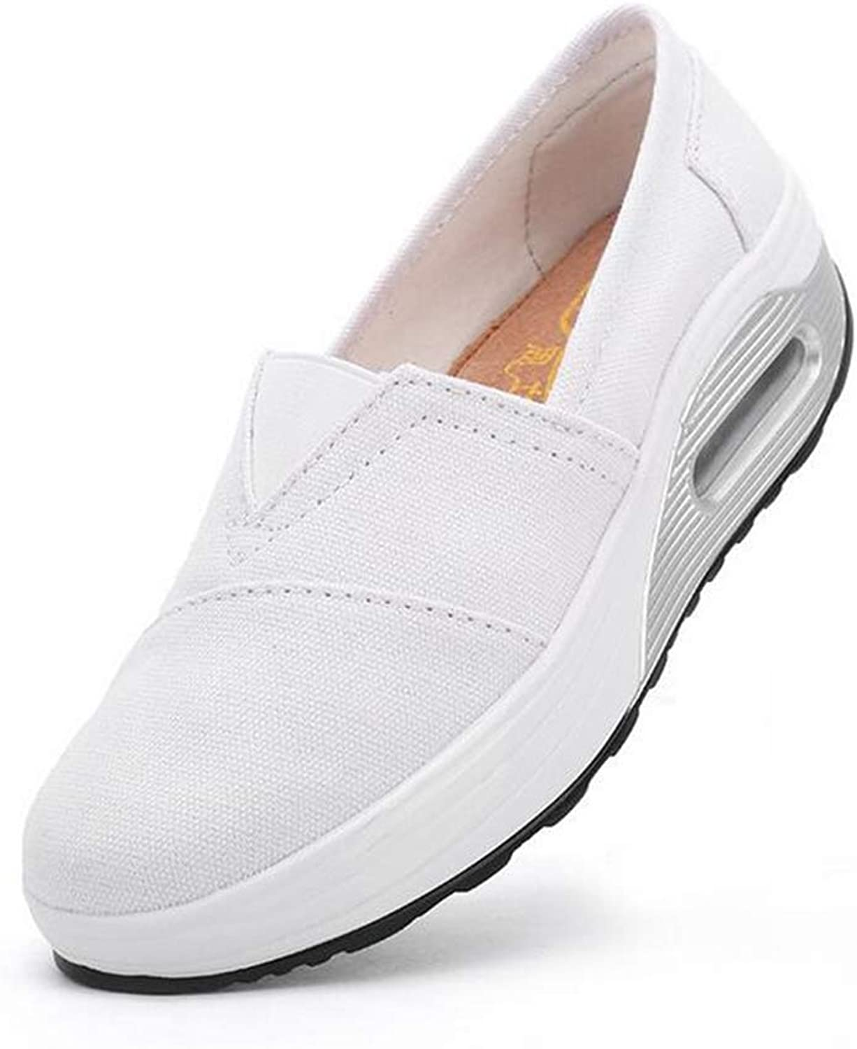 76f3ef391c51f Exing Exing Exing Womens's shoes Fall New Canvas shoes Casual Air ...