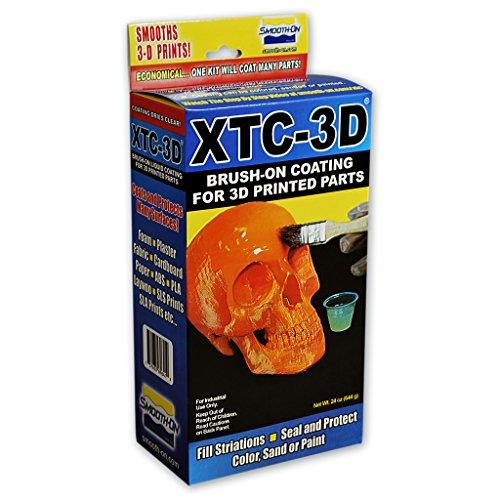 Product Image 2: XTC-3D High Performance 3D Print Coating – 24oz. Unit