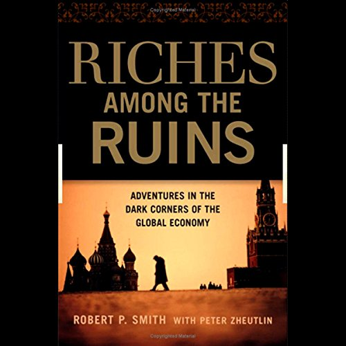 Riches Among Ruins audiobook cover art