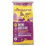 JOSERA MiniDeluxe (1 x 15 kg)   Mangime per cani di piccola taglia   con agnello e patate dolcificanti   cibo secco super premium per cani adulti   Confezione da 1