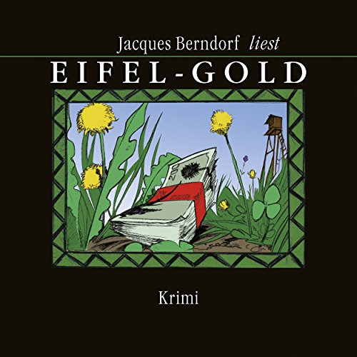Eifel-Gold audiobook cover art