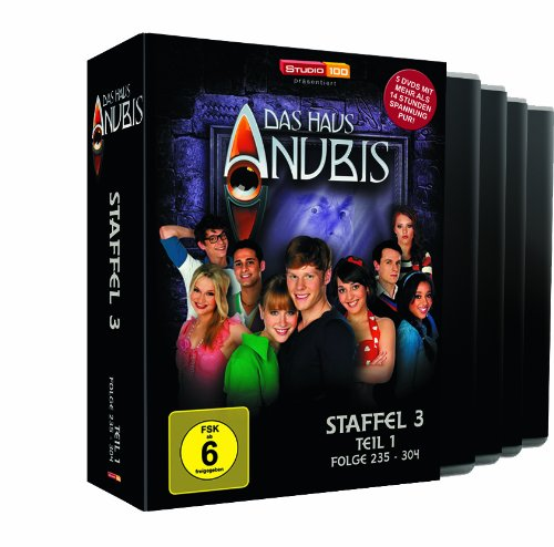Staffel 3.1, Episoden 235-304 (4 DVDs)