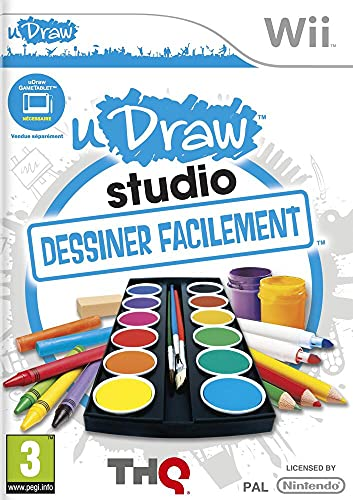 uDraw studio 2 (jeu Wii tablette) [Importación Francesa]