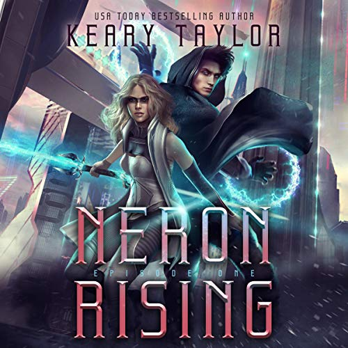 Neron Rising: A Space Fantasy Romance cover art